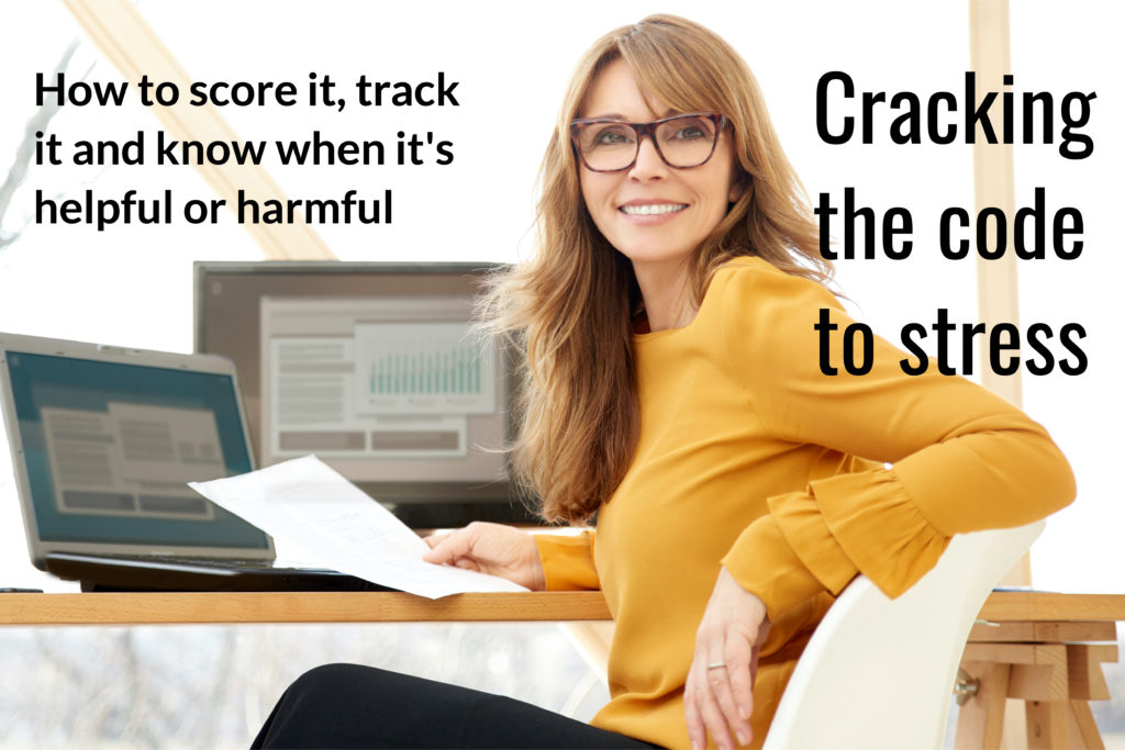 cracking the code to stress